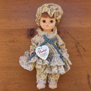 Vintage Effanbee Pun'kin doll